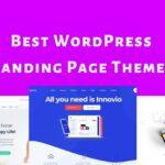 Best wordpress landing page themes